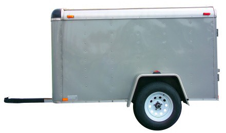 Rounded Trailer Front