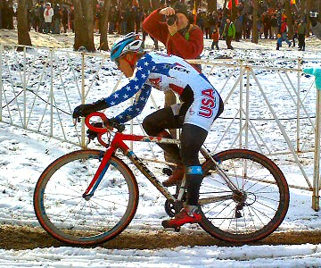 Products in Action - Compton at CX Worlds, 2013