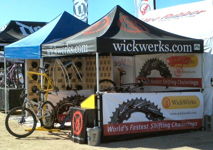 WickWerks Booth 2012