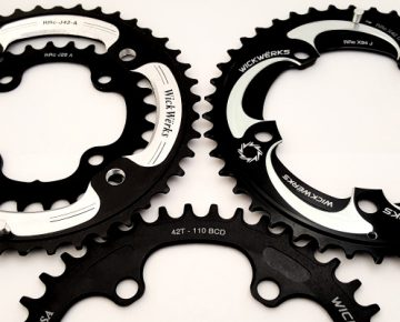 WickWerks Chainrings