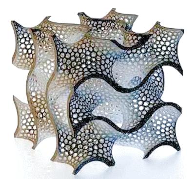 Complex Shapes 3D Printing