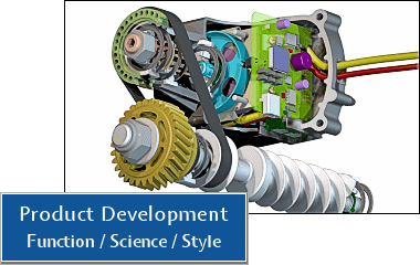 Product Design and Product Development Services