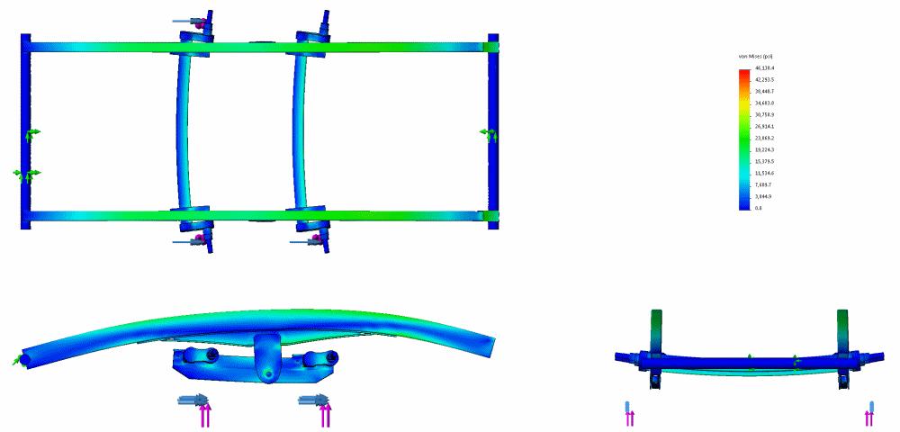 Engineering Analysis Trailer Loading Sanity Check