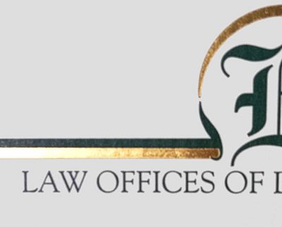 Law Office Letterhead