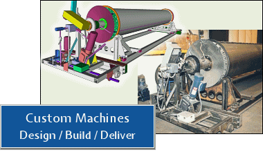 Design & Build Custom Machines