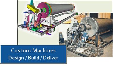 Design & Build Custom Machines