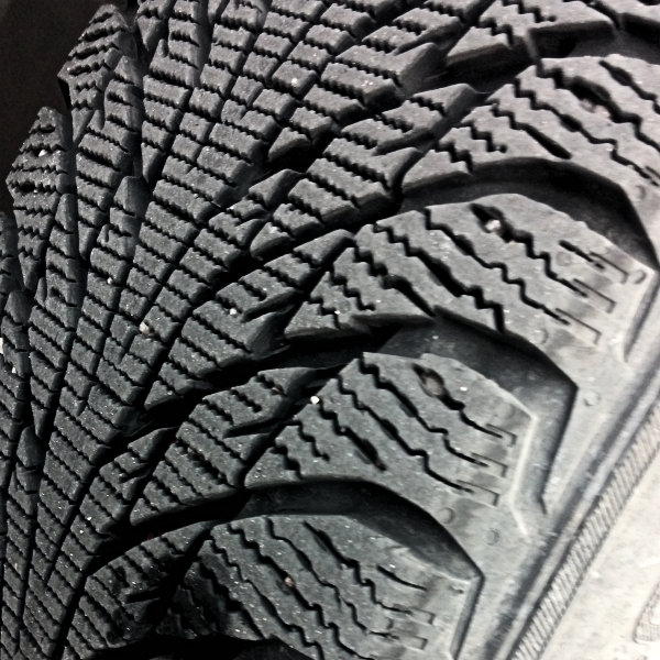 Sipes and Tread Design Details