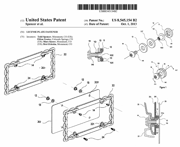 Example of a Patent for our Case Study