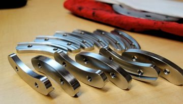 CNC Machine Parts to Test