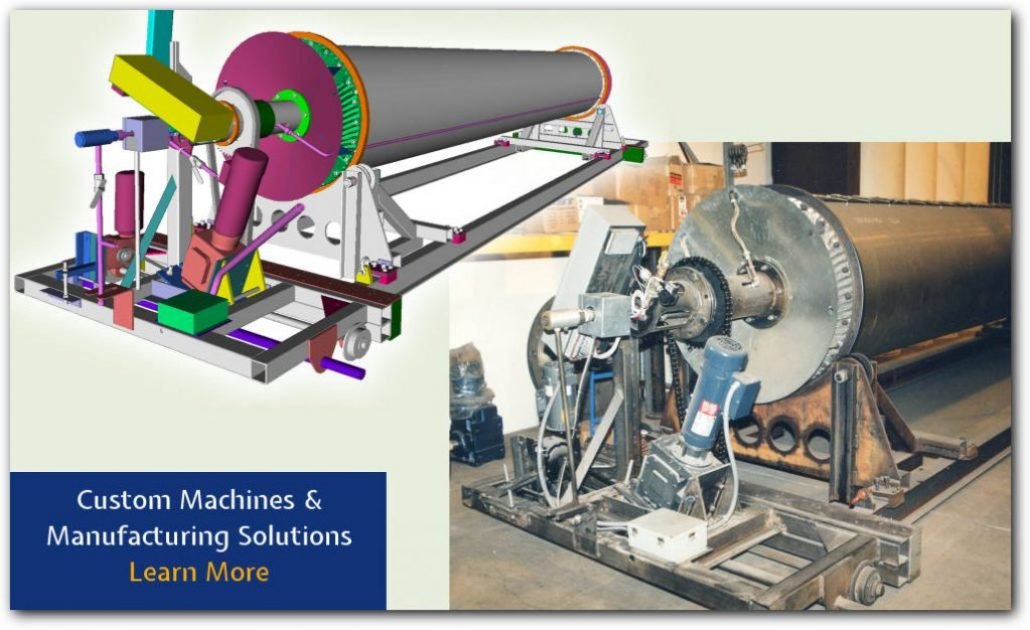 Custom Machines & Manufacturing