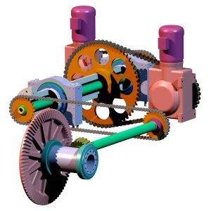 Design Example Powertrain