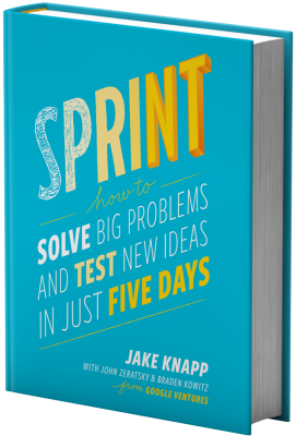 Sprint - by Jake Knapp
