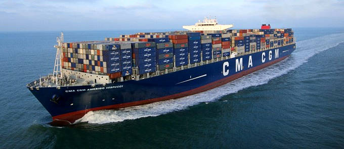 Massive Cargo Ship for Offshore Manufacturing