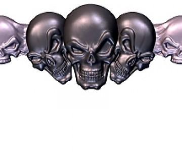 Morphed Skulls