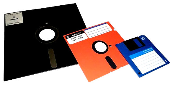 Old Floppy Disk Software