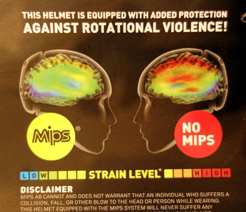 MIPS Helmet Tag