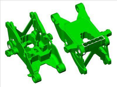 Industrial Heavy Parts