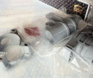 Prototype Parts Arrive In Plastic