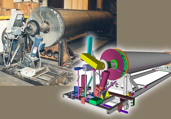 Manufacturing Custom Machine