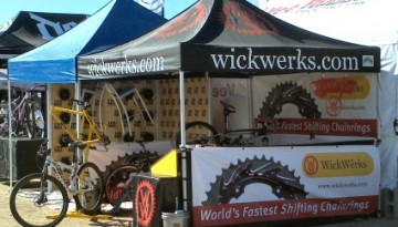 WickWerks at Sea Otter 2012