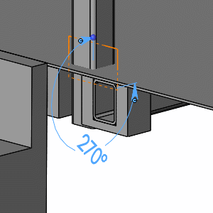 SolidWorks Dimensions That Flip