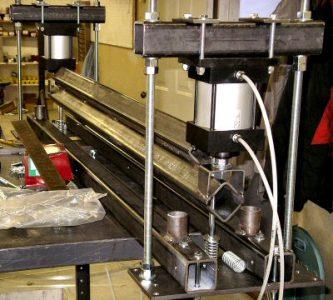 Adjustable Setup Machines