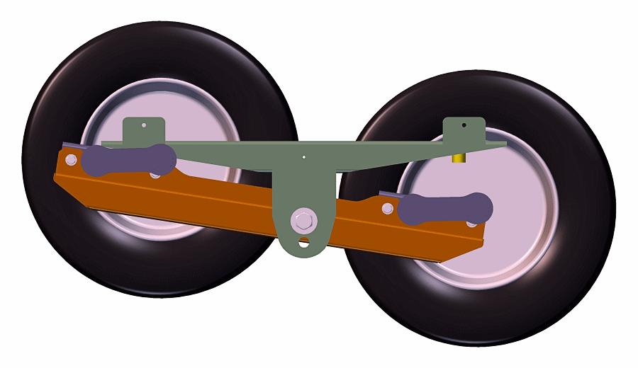 Case Study: Torsion Axle Walking Beam Suspension Design
